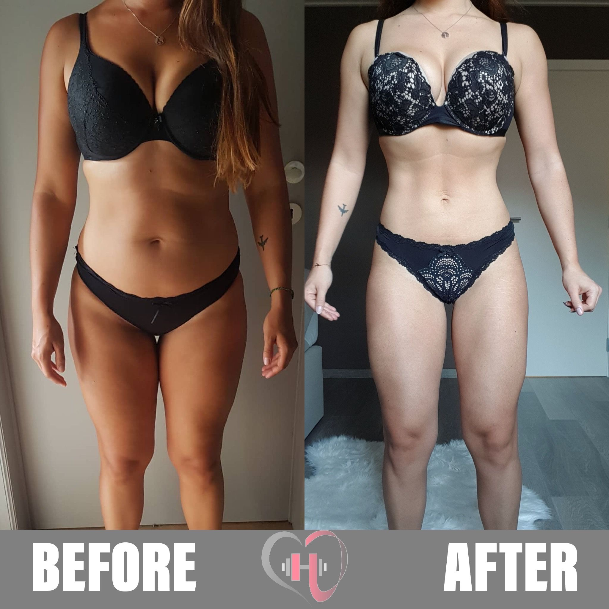 12 WEEKS STRONG & HEALTHY RESULTS