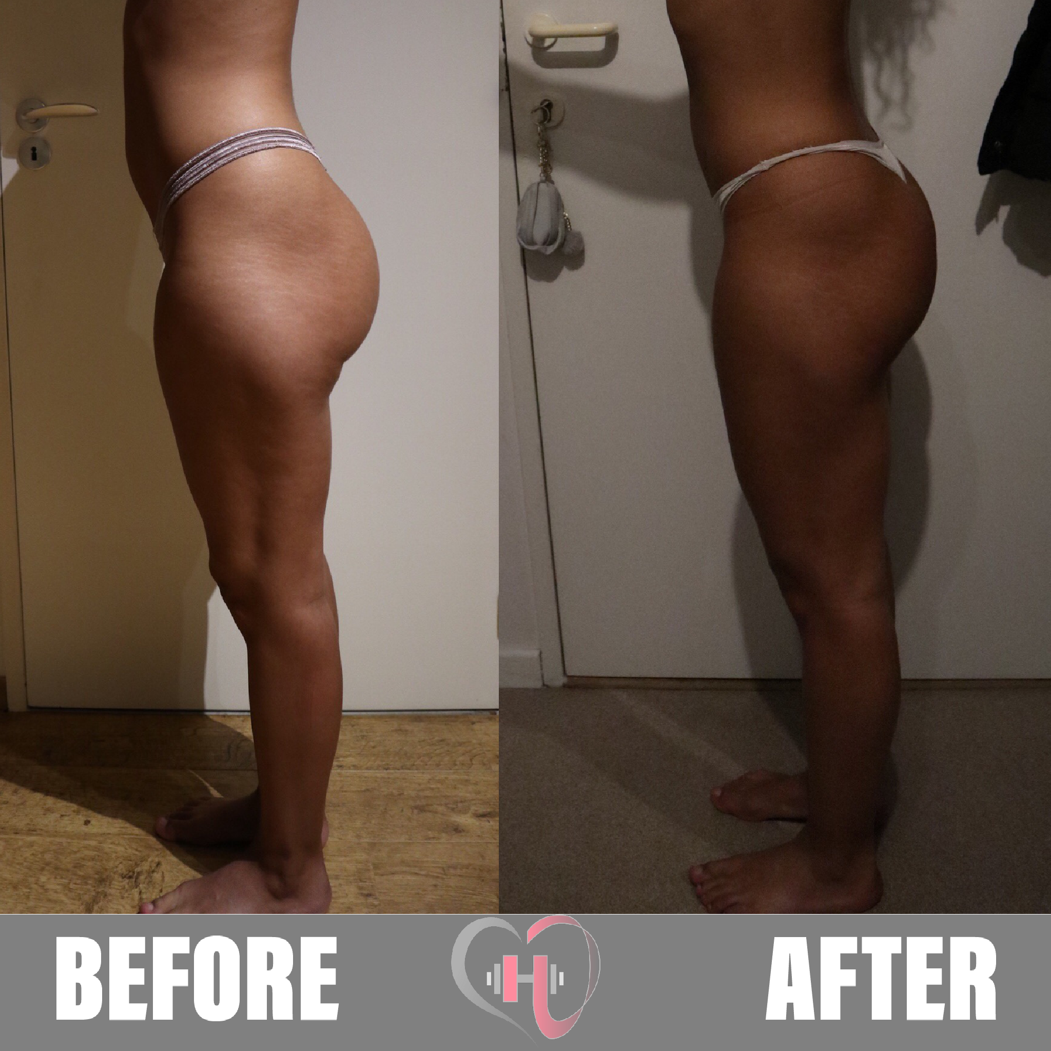 12 WEEKS CHALLENGE RESULTS